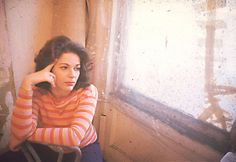 Ruth Kligman. The artist and the artist's muse to Jackson Pollock