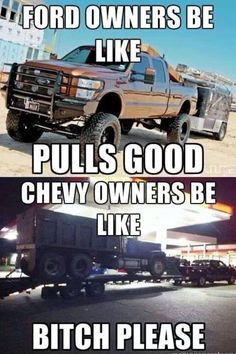 Ford Jokes additionally 60587557461609916 in addition Cbr 650f Vs Cbr 600rr as well Purple Plum Tree furthermore Chris Abraham. on ford vs chevy trucks