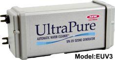 Ultra Pure 1106523 120V / 240V Spa Ozone Generator UltraPure w 3 year warranty  #UltraPureWaterQuality