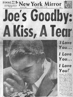 New York Mirror August 9 1962 Joe DiMaggio in Monroe's funeral.png