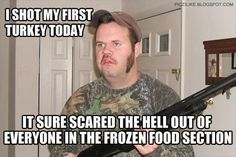 Redneck Memes - The Best Redneck Memes Images - Slapwank This collection of best Redneck Memes is going to put a smile on your face! Those sister lovin, interbreeders sure do make us smile! Check out these Redneck Memes, and lets us know what you think! Funny Meme Pictures, Funny Memes, Hilarious, Rasist Jokes, Funny Captions, Hunting Jokes, Funny Hunting Pics, Deer Hunting Humor, Redneck Humor