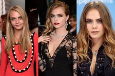 The Beauty Evolution of Cara Delevingne from Model-on-the-Rise to It-Brit Icon