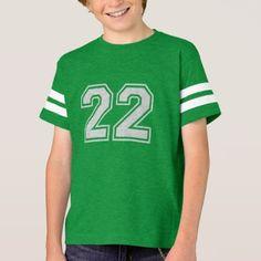 Number 22 (1-99) T-Shirt - giftidea gift present idea number 22 twenty-two twentytwo twentysecond bday birthday 22ndbirthday party anniversary 22nd