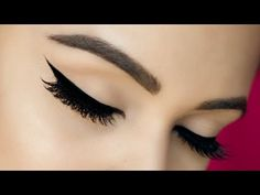 How To: Perfect Winged Eyeliner Tutorial | BeautywithTashy - YouTube