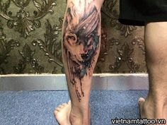 199 Hình xăm đẹp ở bắp chân cực chất mới nhất hiện nay King Kong, Watercolor Tattoo, Portrait, Tattoos, Tatuajes, Headshot Photography, Tattoo, Portrait Paintings, Drawings