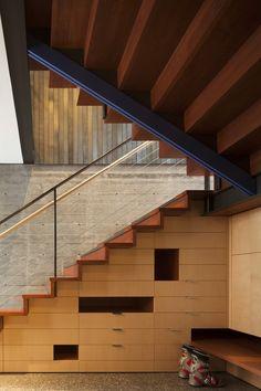 Kicking Horse Residence / Bohlin Cywinski Jackson + Bohlin Grauman Miller Architects