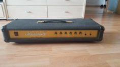 MARSHALL 2195 Topteil 70er Jahre extrem rar in Nordrhein-Westfalen - Paderborn | Musikinstrumente und Zubehör gebraucht kaufen | eBay Kleinanzeigen
