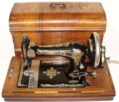 Treadle and Hand Crank Machines