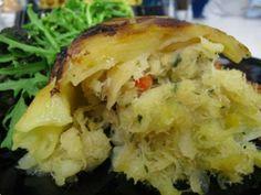 Na Cozinha da Margô: Bacalhau com Lâminas de Batatas