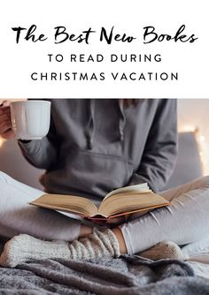 The Best New Books to Read During Christmas Vacation via @PureWow via @PureWow