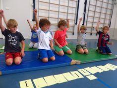 Artikel Volgens Bartjens; codetaal en dans; Robotdans