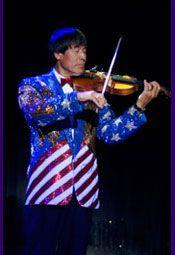 Shoji Tabuchi in Branson, Missouri - www.BransonShows.com