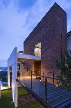 PROJECT: CASA MEDITERRÁNEO ARCHITECT: Arq. Rodrigo de la Peña L.   AREA: 31,400 m2 CONSTRUCTION INITIATION DATE: - COMPLETION DATE: January 2015    Phorography: Jorge Taboada  rdlp Arquitectos