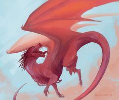 Desert dragon #2 by Demortum.deviantart.com on @DeviantArt