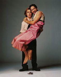 Gillian & David