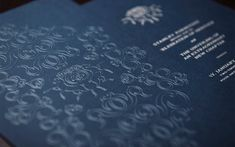 Stanley Furniture Rebrand Launch Party Invitations printed on CLASSIC CREST Papers.  Design: MODE Print: Henry & Co.