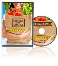 HUNGRY FOR CHANGE exposes shocking secrets the diet, weightloss and food industry don't want you to know about. Deceptive strategies designed to keep you craving more and more.