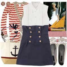 nautical without the navy