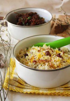 Meat and Rice Biryani by cherryonacake #Rice #Biryani