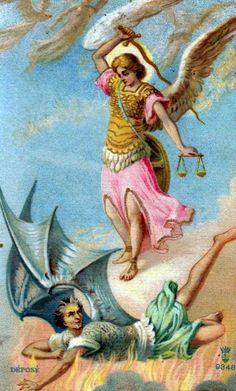 """Scuola Ecclesia Mater: """"Sancte Míchaël Archángele, defénde nos in proélio: ut non pereámus in treméndo judício"""" (Allel.) - IN DEDICATIONE S. MICHAËLIS ARCHANGELI"""