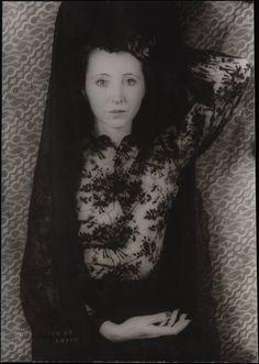 Photo of Anais Nin by Carl Van Vechten,1940