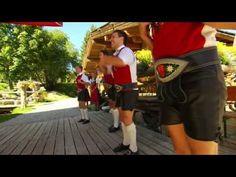 Werbespot - Kitzbüheler Skisprungplattler - Schuhplattler - YouTube