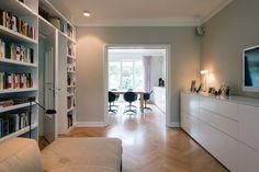 Gärtner Internationale Möbel #Bibliothek #Esszimmer #Vitra #Armchair #Leuchte #Tatou #Urquiola #Sideboard Interlübke
