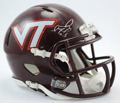 Hot new product: Preorder (by 3/7)... Buy it now! http://www.757sc.com/products/preorder-by-3-7-virginia-tech-hokies-isaiah-ford-signed-autographed-mini-helmet-maroon-757-coa?utm_campaign=social_autopilot&utm_source=pin&utm_medium=pin