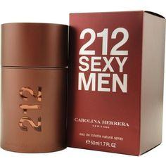 212 Sexy By Carolina Herrera Edt Spray 1.7 Oz