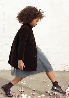 vogue enfants - classic back-to school fall style