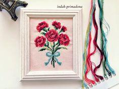 Craftmee: Flower Cross Stitch