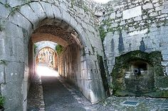 Villaggi opere d'arte - St Paul de Vence ~ France