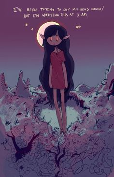 adventure time, vampire, and marceline image Adventure Time Marceline, Adventure Time Anime, Adventure Time Princesses, Adventure Time Tumblr, Adventure Time Cosplay, Cartoon Shows, Cartoon Art, Fan Art, Princesse Chewing-gum