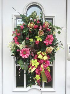 door wreaths,wianek na drzwi,türkranz,türdekoration