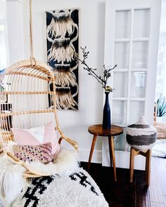Boho Meets Nordic Style in a Bold New Jersey Home for Six — House Call