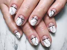 Marble nails are surprisingly versatile, maybe that is why they are so trendy these days. You want to be unique looking? You have come to the right place!