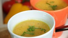veg soup Veg Soup, Mixed Vegetables, Cantaloupe, Fruit, Recipes, Food, Veggie Soup, Recipies, Essen