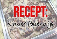het recept voor bueno ijs!!! :D http://hallomaandag.wordpress.com/2013/10/14/recept-kinder-bueno-ijs-met-of-zonder-ijsmachine/