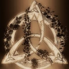 Triquetra Celtic - One of the oldest symbol's known...