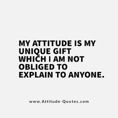 Attitude Quotes & Captions For Boys Attitude Quotes For Boys, Positive Attitude Quotes, Postive Quotes, Good Thoughts Quotes, Bad Words Quotes, Ego Quotes, True Quotes, Qoutes, Dont Ignore Me Quotes
