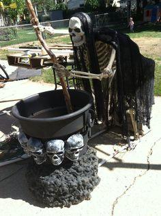 cauldron creep