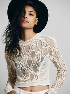 Intimately Lovely Lace Layering Cami at Free People Clothing Boutique