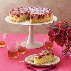 Cranberry Upside-Down Cake   CookingLight.com