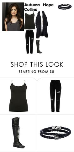 """""""Autumn Collins"""" by supernerdgirl300 on Polyvore featuring M&Co, River Island, Joie and Phillip Gavriel"""