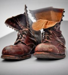 Nothing Beats a Great Old Pair of Redwing Iron Rangers