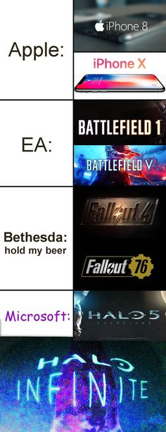 Microsoft dropping bombshells at e3