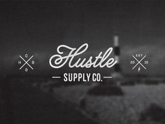 Summer Camp 2013 Graphics: Hustle Supply Co.