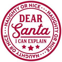 Naughty or Nice tee Cricut Christmas Ideas, Christmas Vinyl, Christmas Quotes, Christmas Printables, Christmas Shirts, Christmas Projects, Christmas Holidays, Christmas Decorations, Christmas Scarf