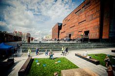 European Solidarity Center Gdańsk