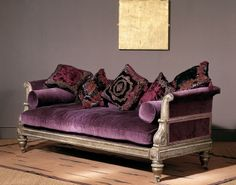 french bolster pillows | Julian Chichester: Contemporary English furniture with a traditional ...